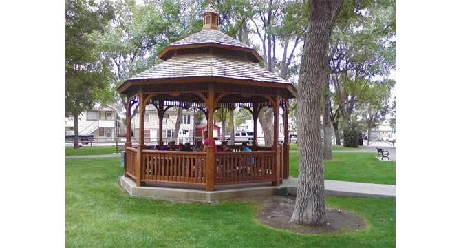 Concert in the Park - The EIO Band